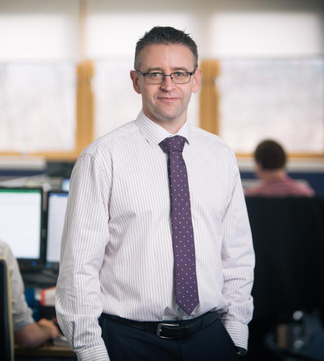 PIM managing director Steven Plant