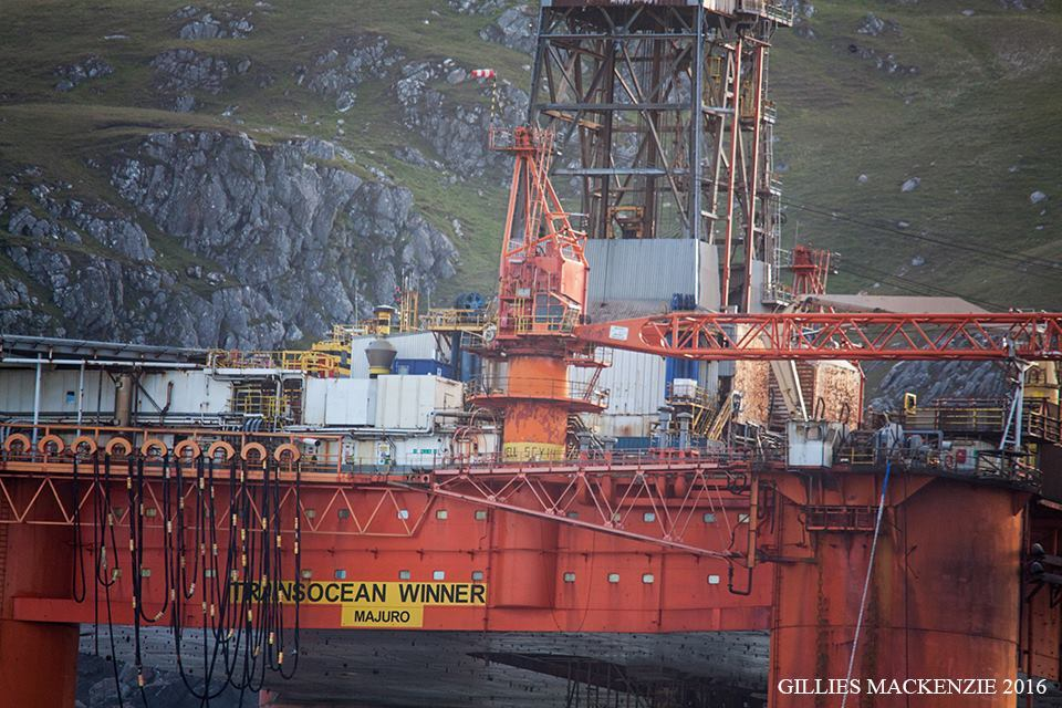 The Transocean Winner
