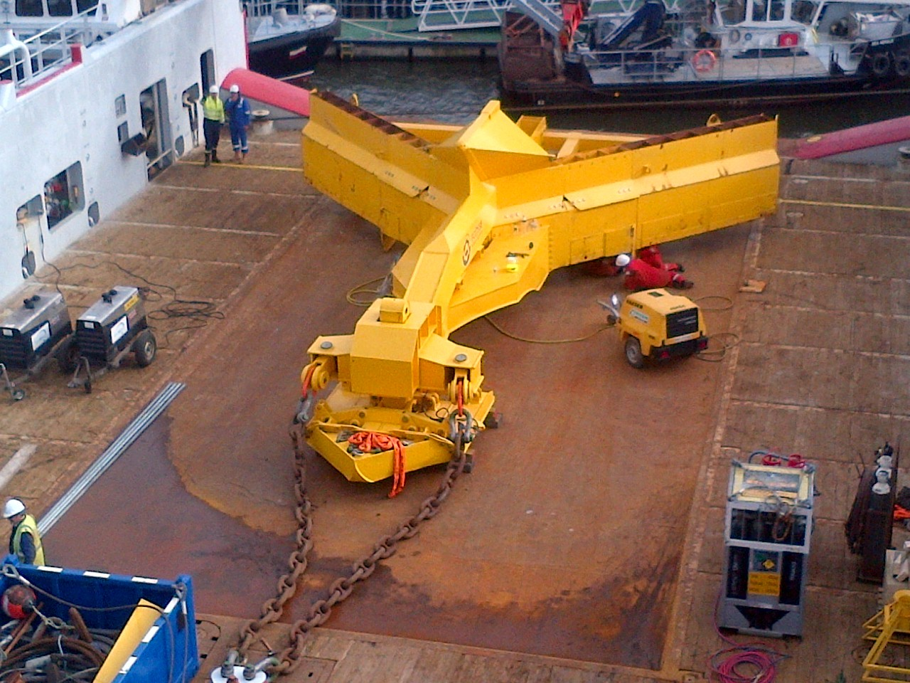 Ecosse Subsea Systems' SCAR Plough 1