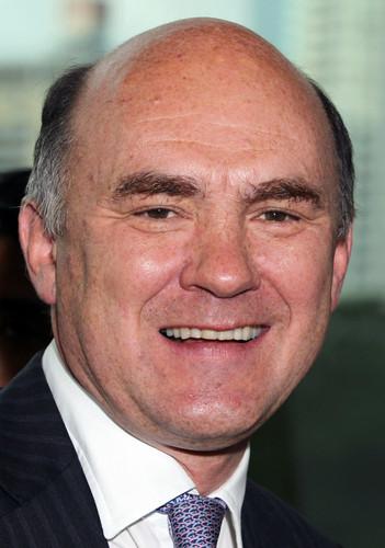 Vitol oil boss Ian Taylor