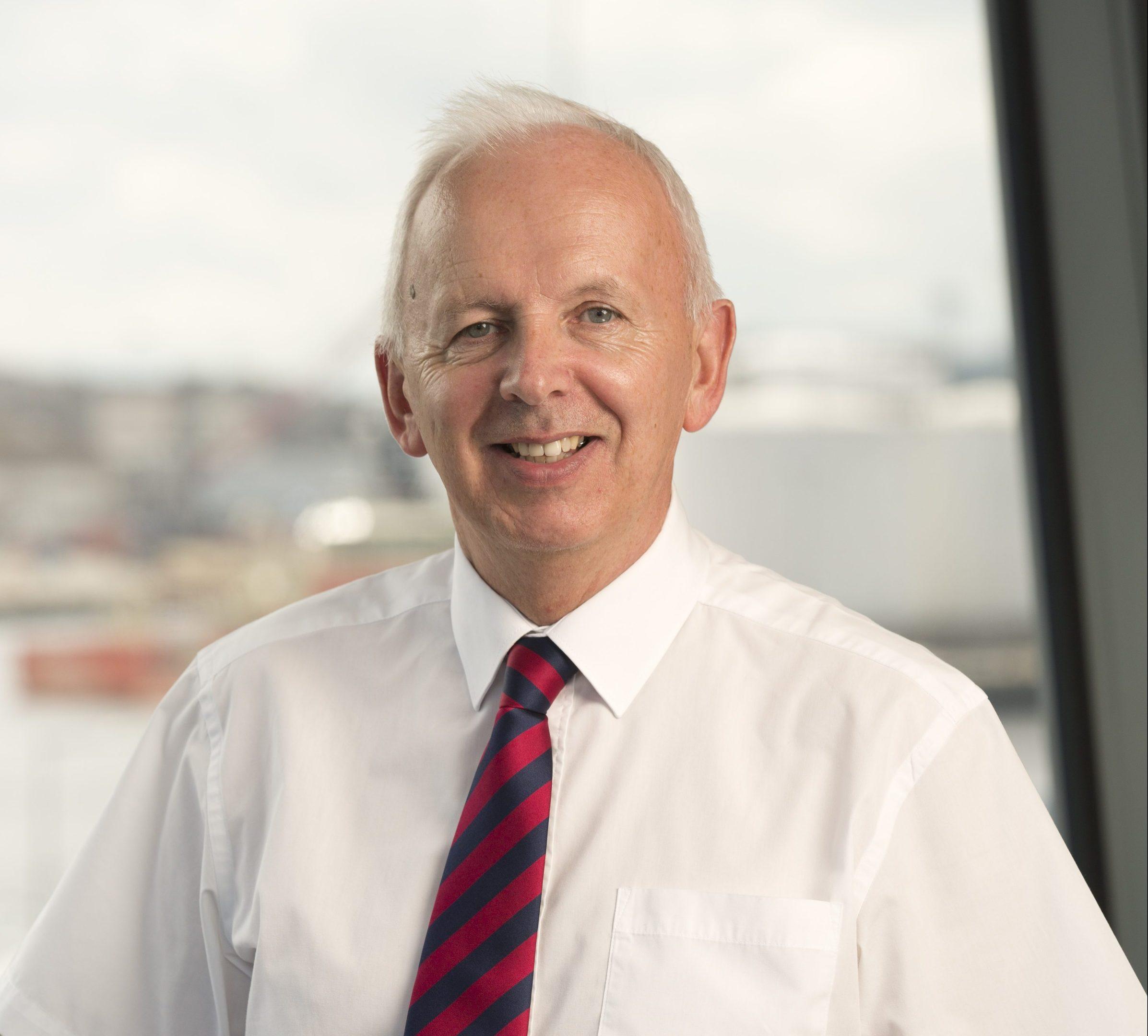 Aberdeen Harbour Board operations manager John McGuigan