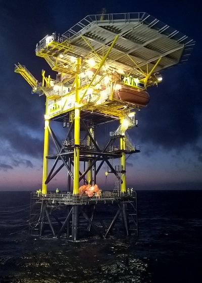 Wintershall's RAVN platform
