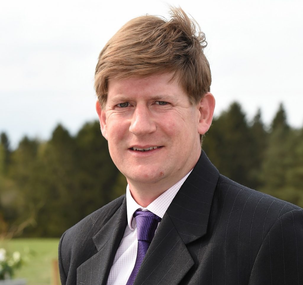 "Scottish Conservative MSP for Aberdeenshire West, Alexander Burnett said the cuts higlight the ""devastating impact"" of the oil crash on the region"