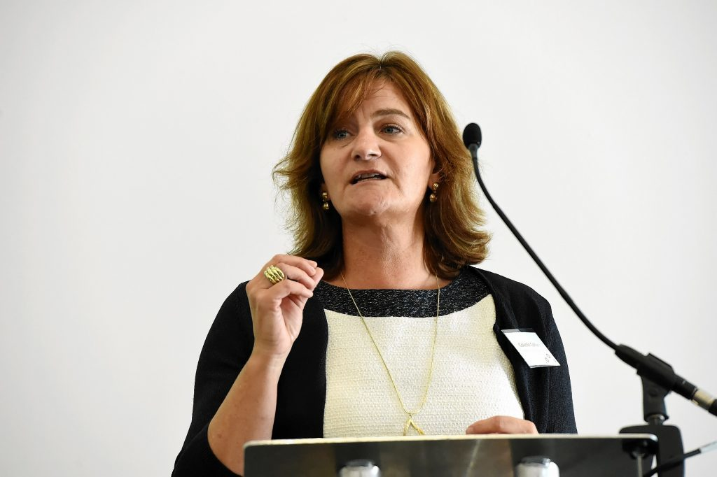 Oil and Gas Technology Centre chief executive Colette Cohen.