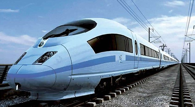 The HS2 project