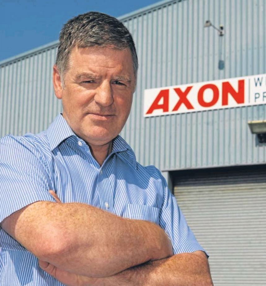Jim Yeats, managing director of AXON Well Intervention Products