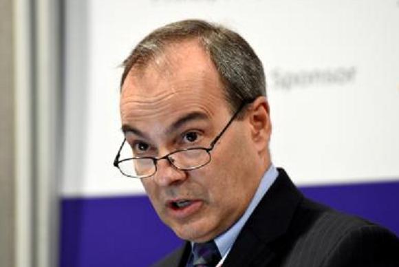 Mark Thomas, BP North Sea Regional President