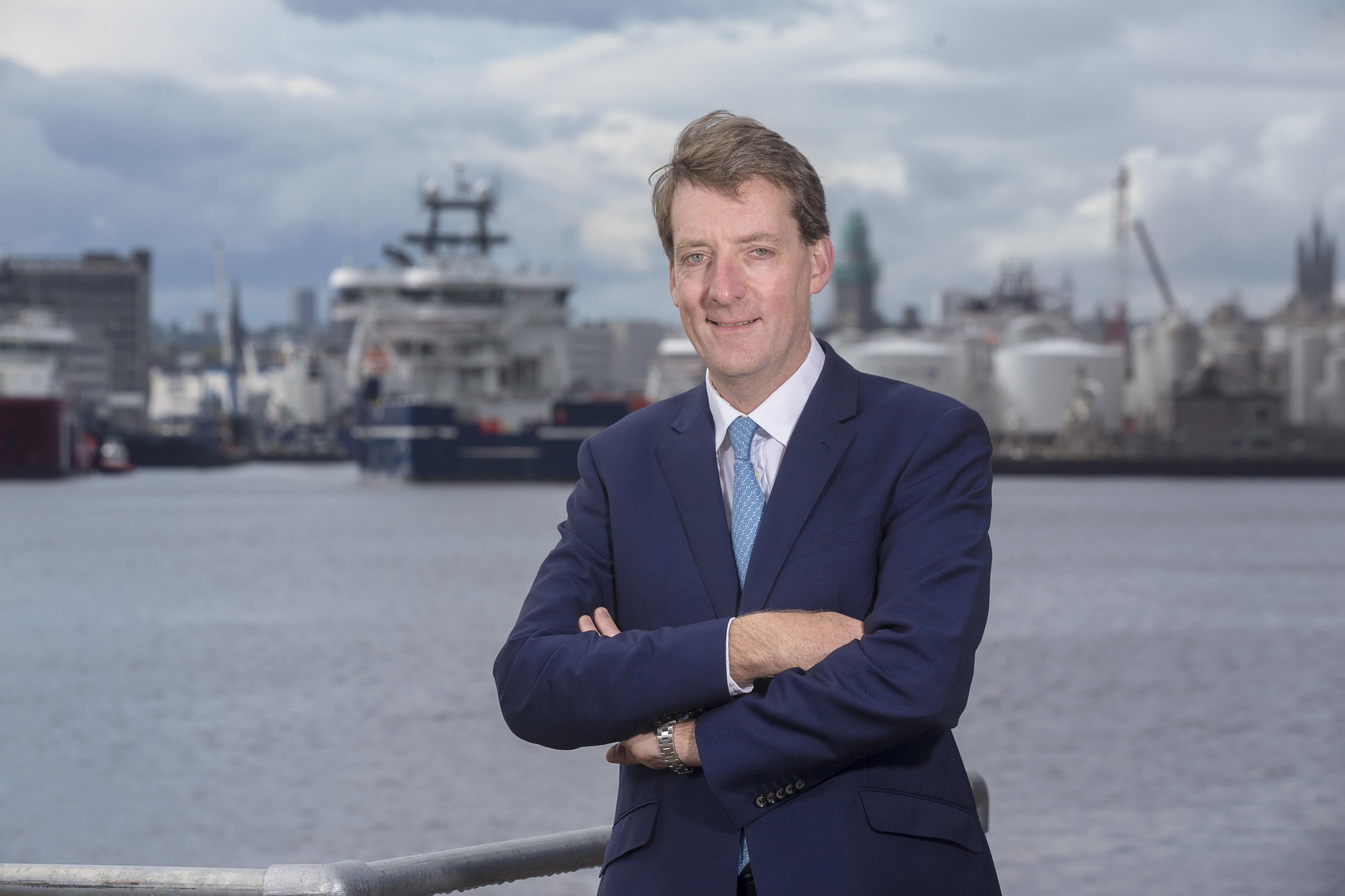 Andy Samuel, chief executive of the Oil and Gas Authority