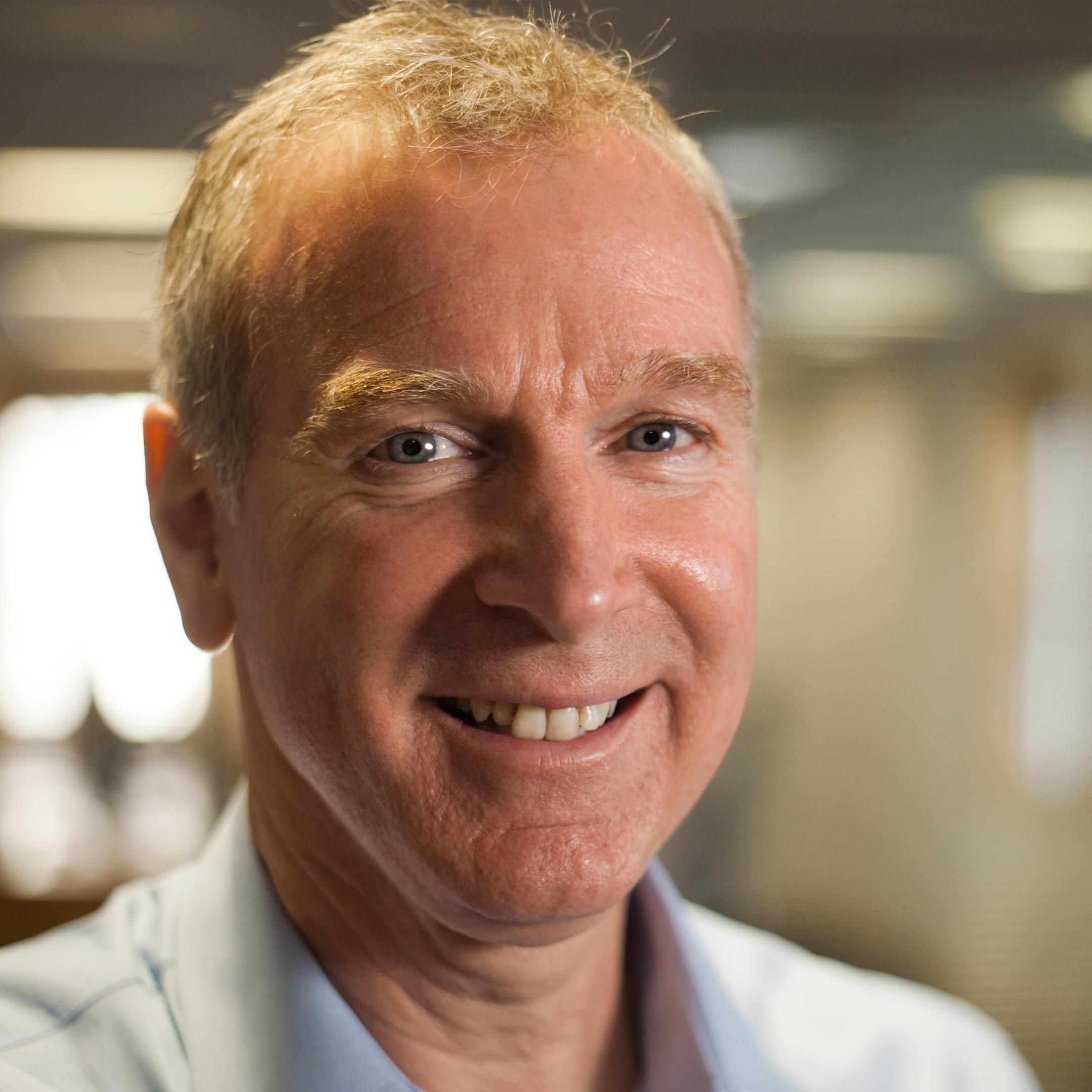 Allan Merritt, managing director of Arnlea Systems.