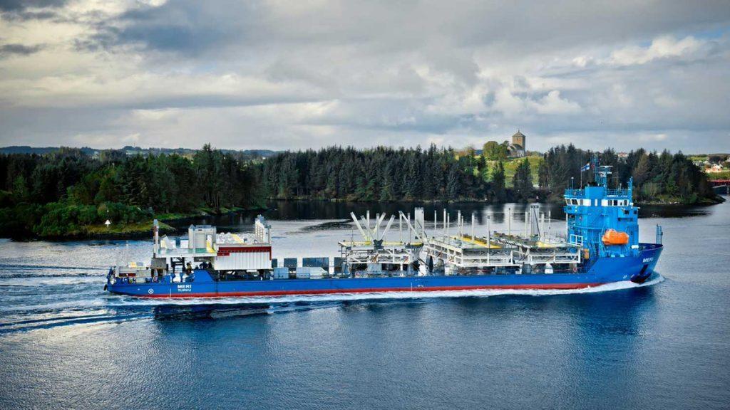 Aibel has revealed building blocks on Johan Sverdrup vessel
