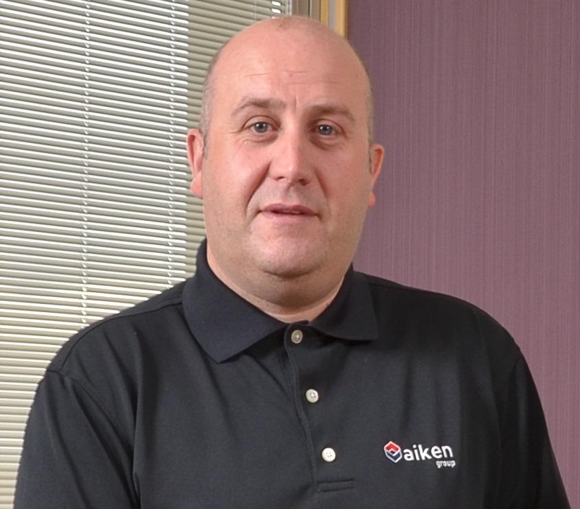 Norman Mackay, commercial director of Aiken Group