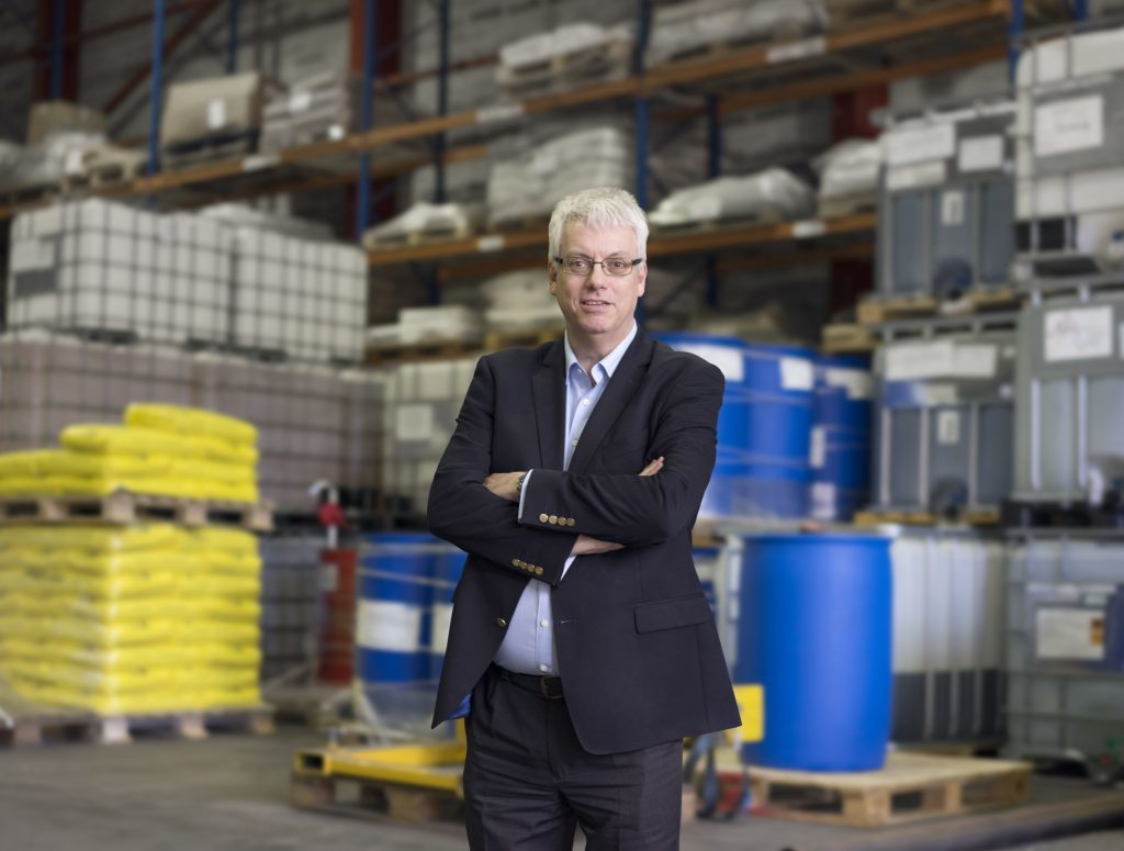 Aubin Group CEO Paddy Collins