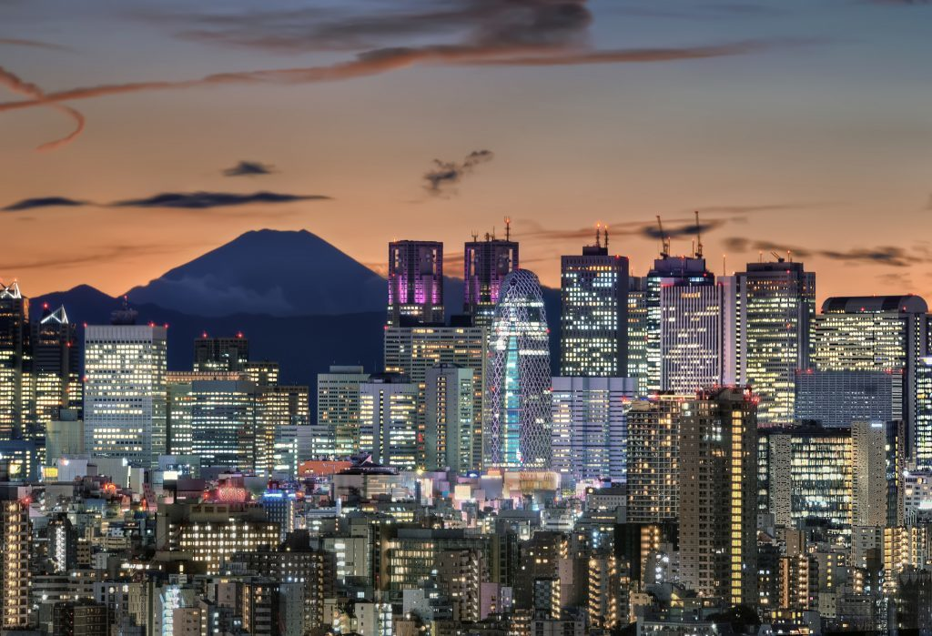 Tokyo. Photo by Duane Walker
