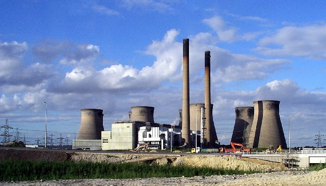 The Ferrybridge C Power Station. Picture by Lynne Kirton