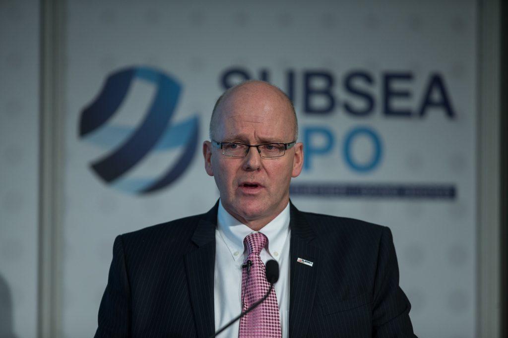 Neil Gordon, CEO of Subsea UK