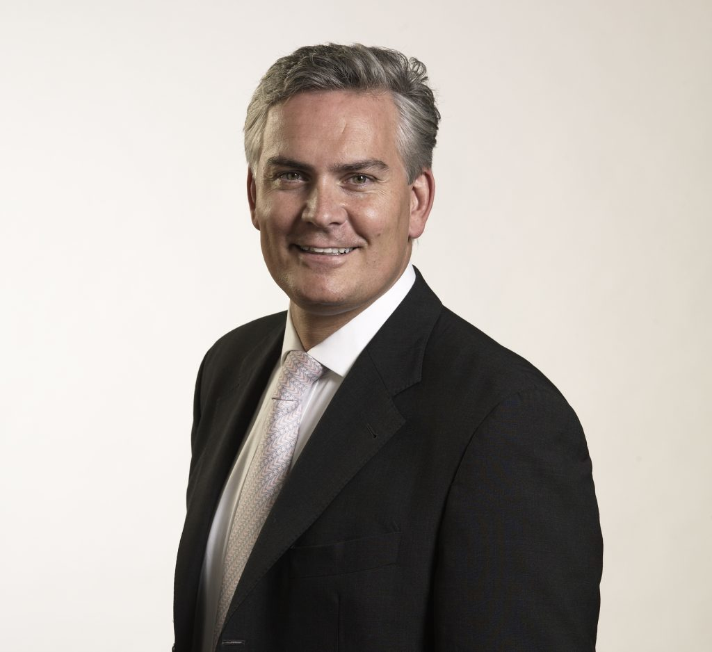 Tony O'Reilly, chief executive of Providence Resources.