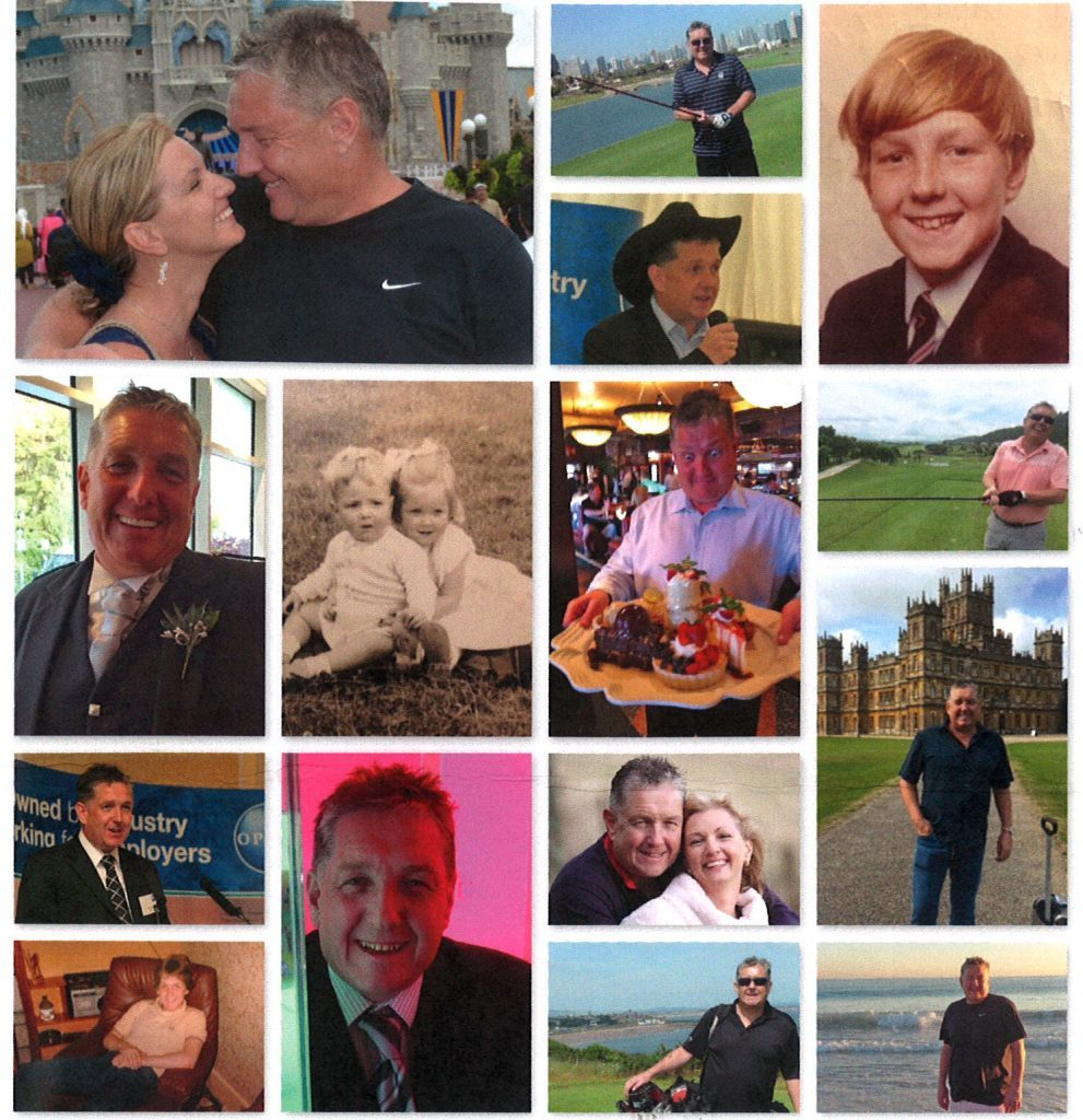 The late Opito CEO David Doig, as he was fondly remembered by family.