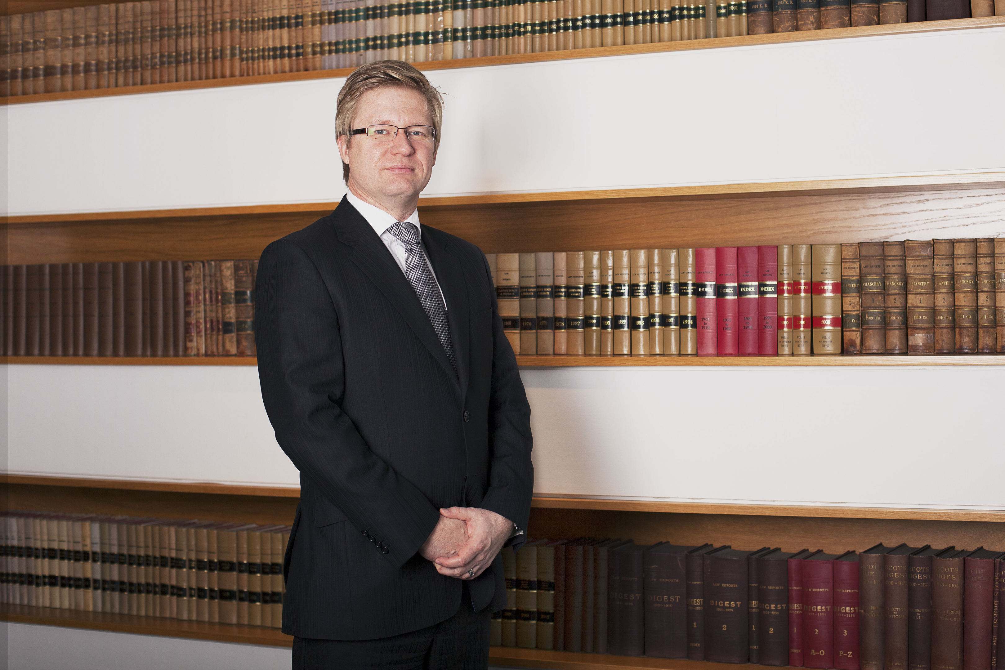 Brian Hemming, partner at Burness Paull