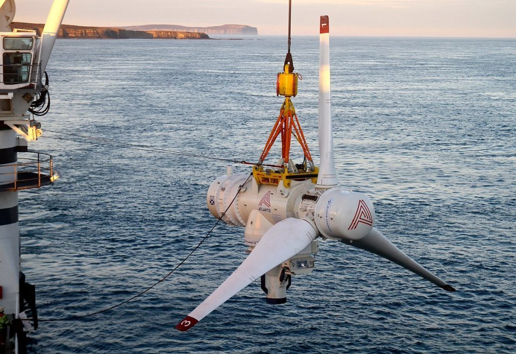 RenewableUK said the budget is an opportunity to develop the UK's wind, wave and tidal sectors