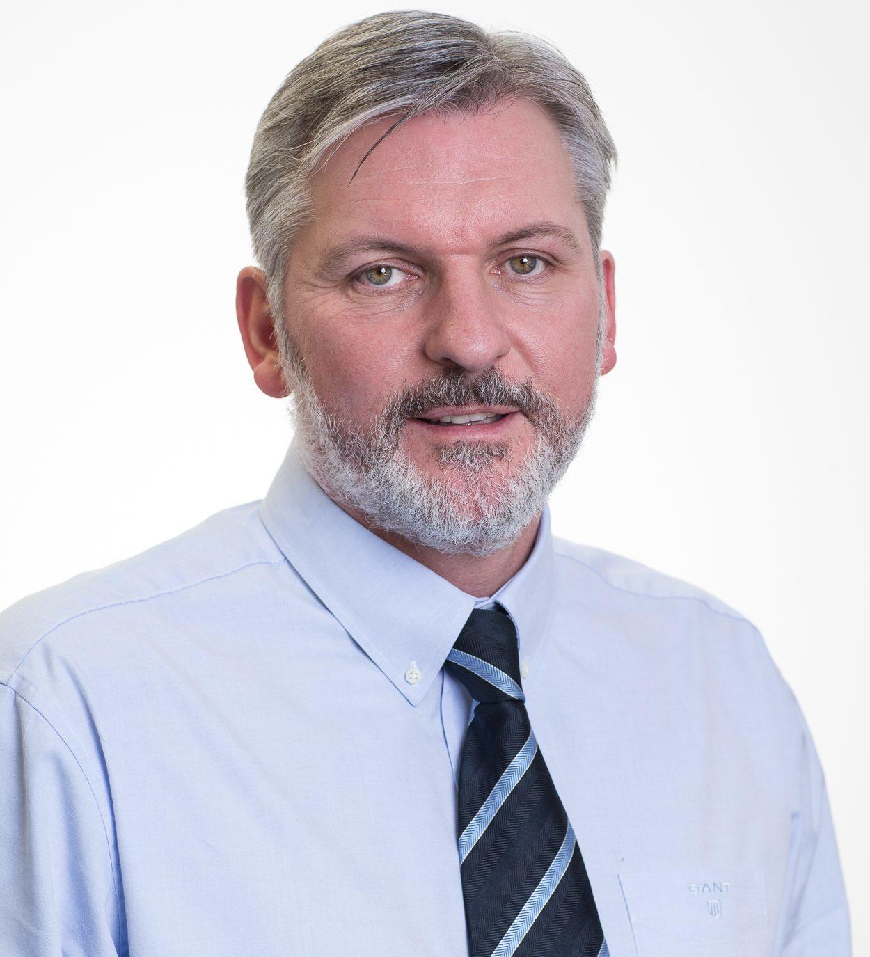 Derek Smith, chief executive of Ramco