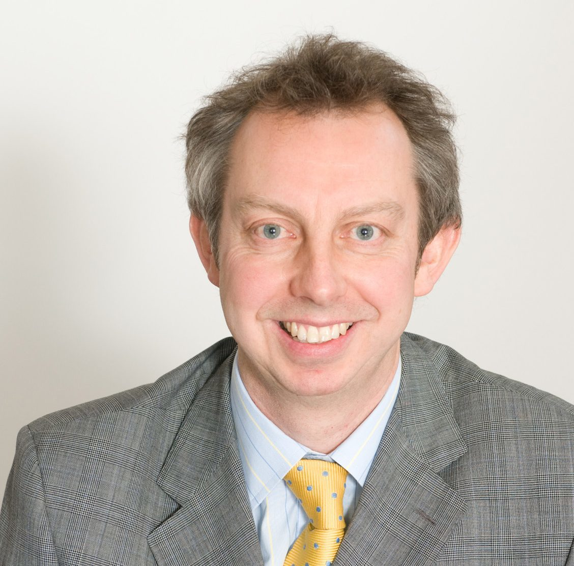 Ian McPherson, head of upstream oil and gas services at Anderson Anderson Brown