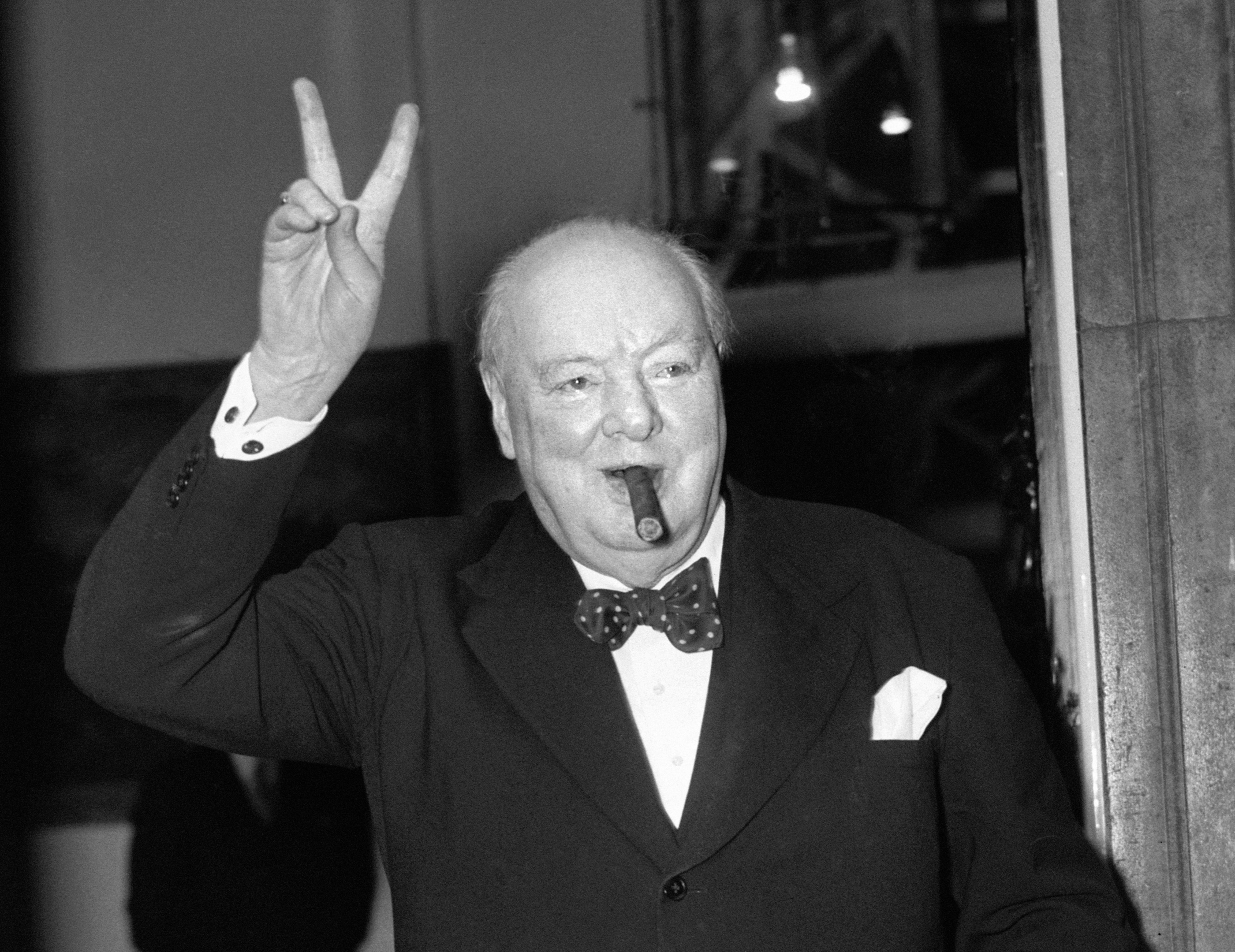 Sir Winston Churchill, as the existence of alien life on other planets may not have been the most pressing issue facing him in 1939, with Europe on the brink of war, but it was something he thought about deeply, a newly unearthed essay written by the wartime leader has revealed.