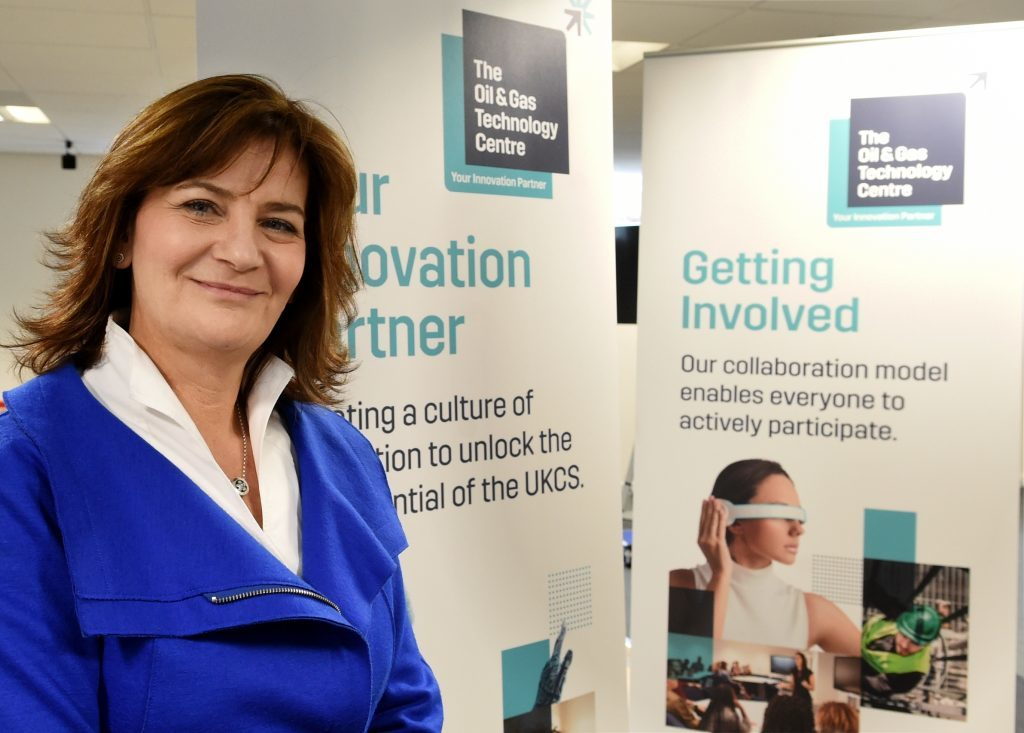 Colette Cohen, CEO of Oil and Gas Technology Centre