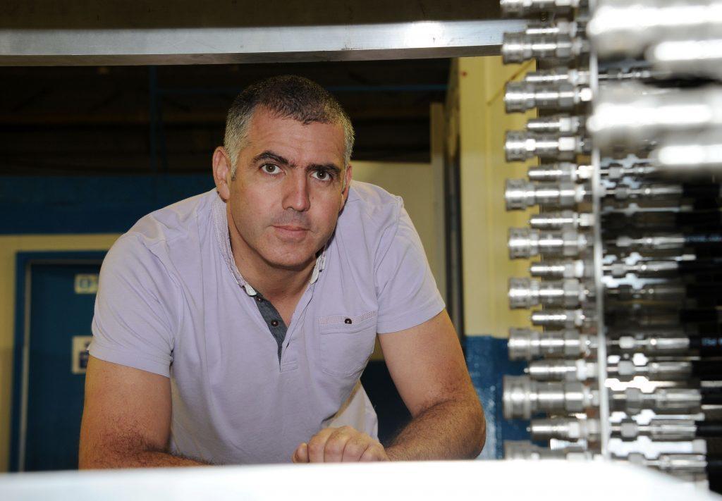 Mike Bisset, Aleron Ltd managing director