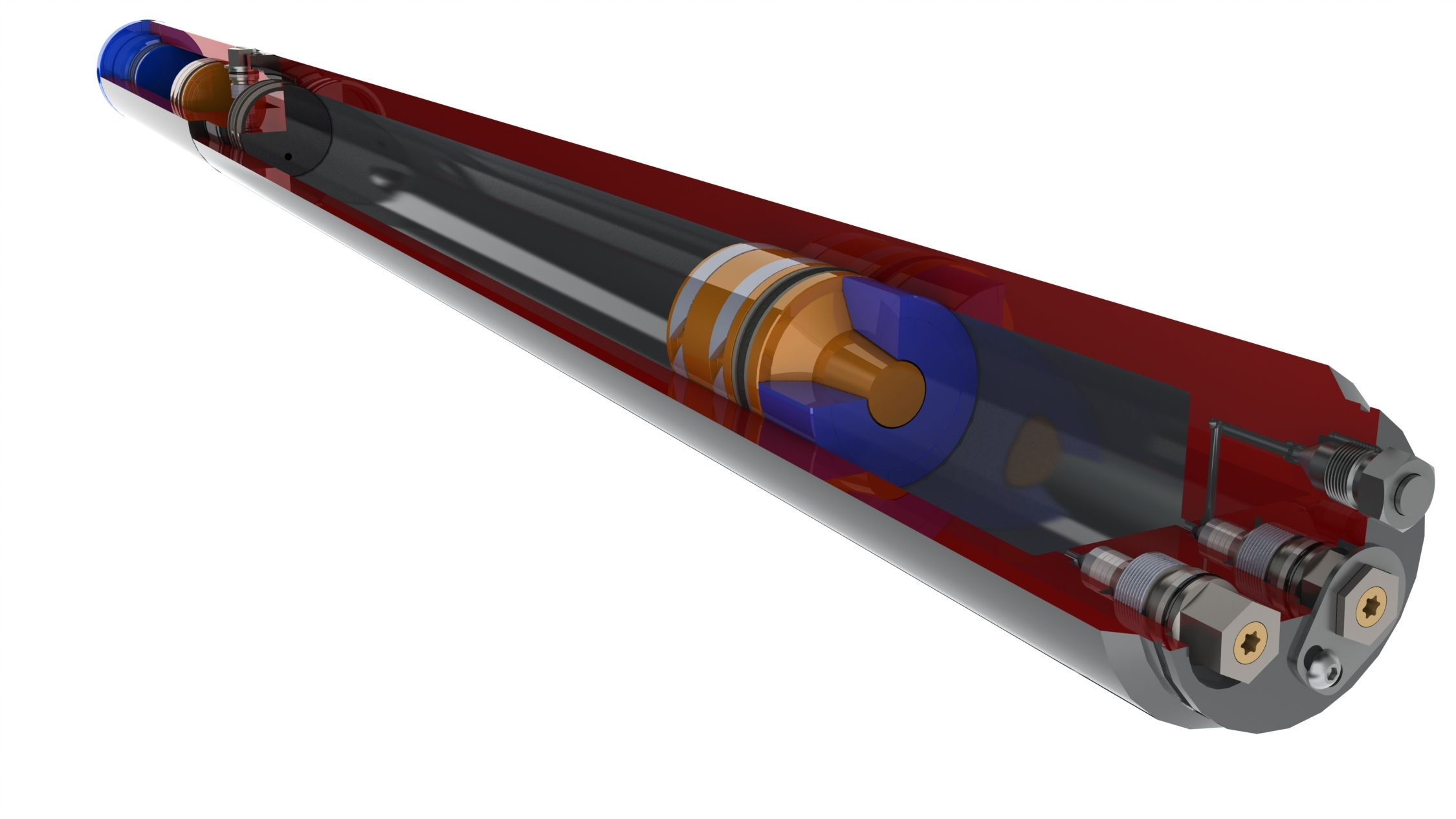 subsea sampling cylinder Proserv