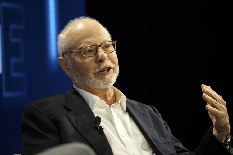 Paul Singer. Photographer: Patrick T. Fallon/Bloomberg
