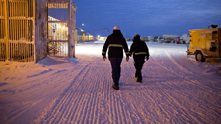 BP's North Slope in Alaska