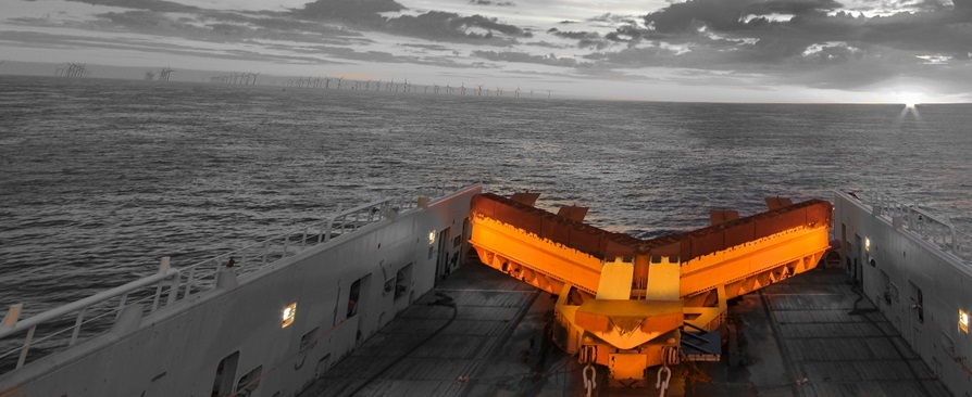 Ecosse Subsea Systems's SCAR-1  seabed system.