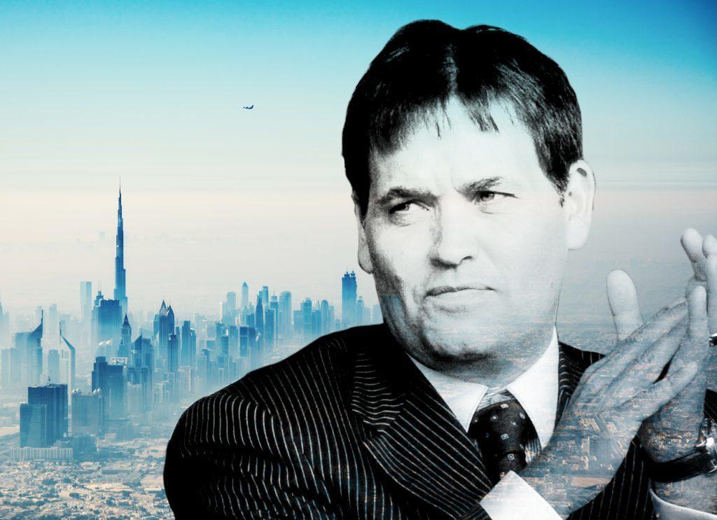 Calum Melville has run in to fresh troubles in Dubai