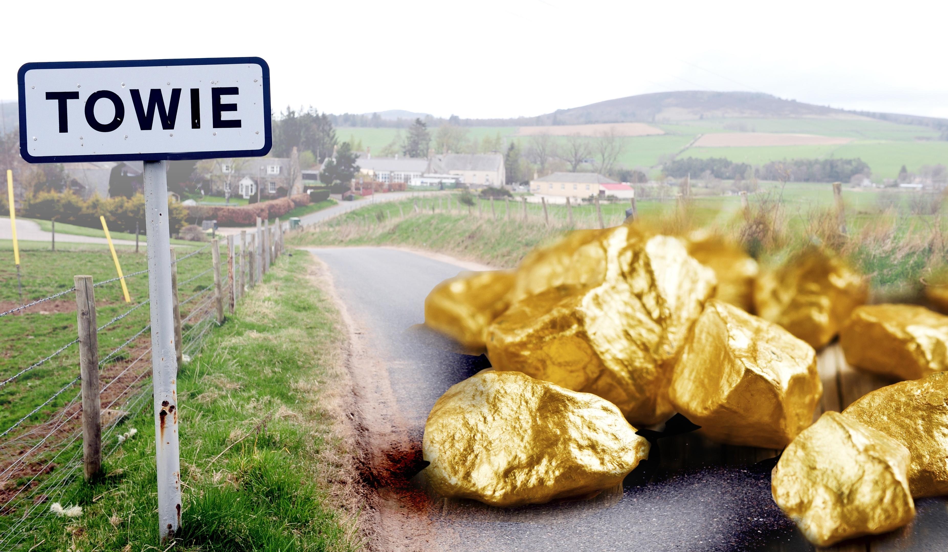 Towie, Aberdeenshire.