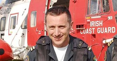 Captain Mark Duffy