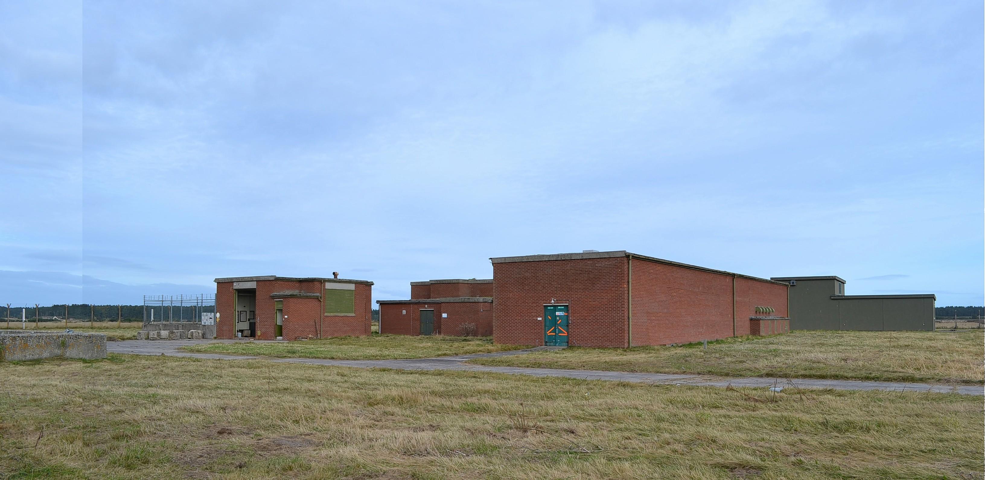 Milltown airfield