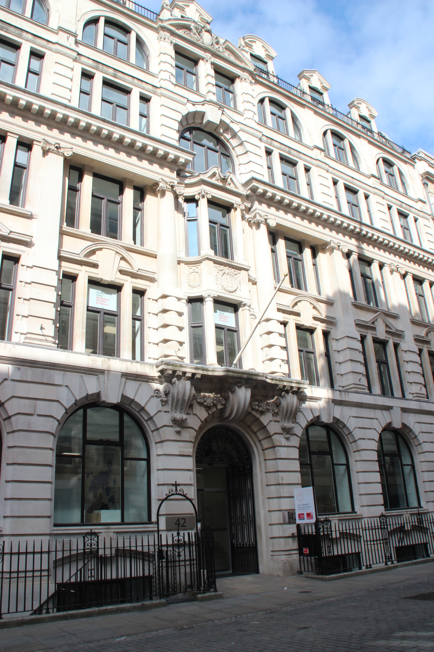 Airswift and Ducatus' new office in London