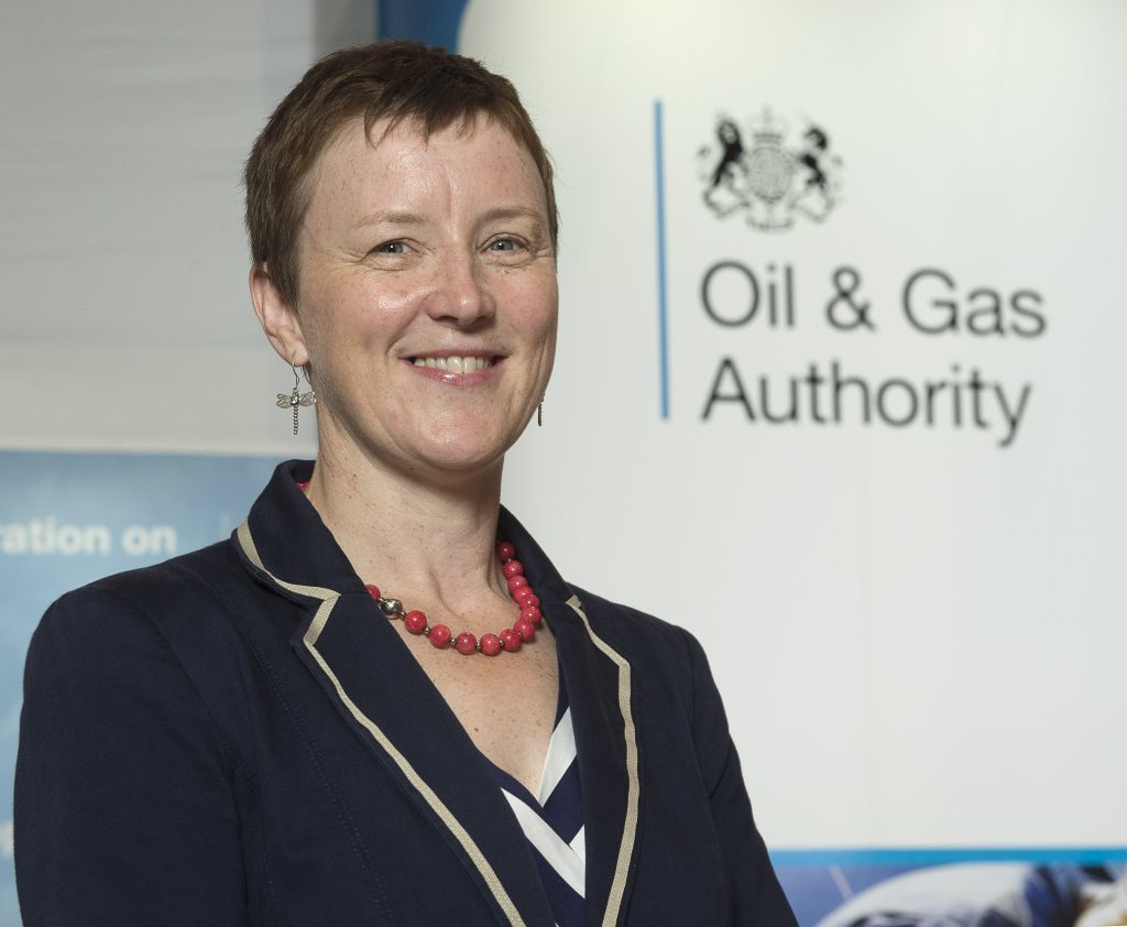 Brenda Wyllie, OGA Northern North Sea and West of Shetland Area Manager