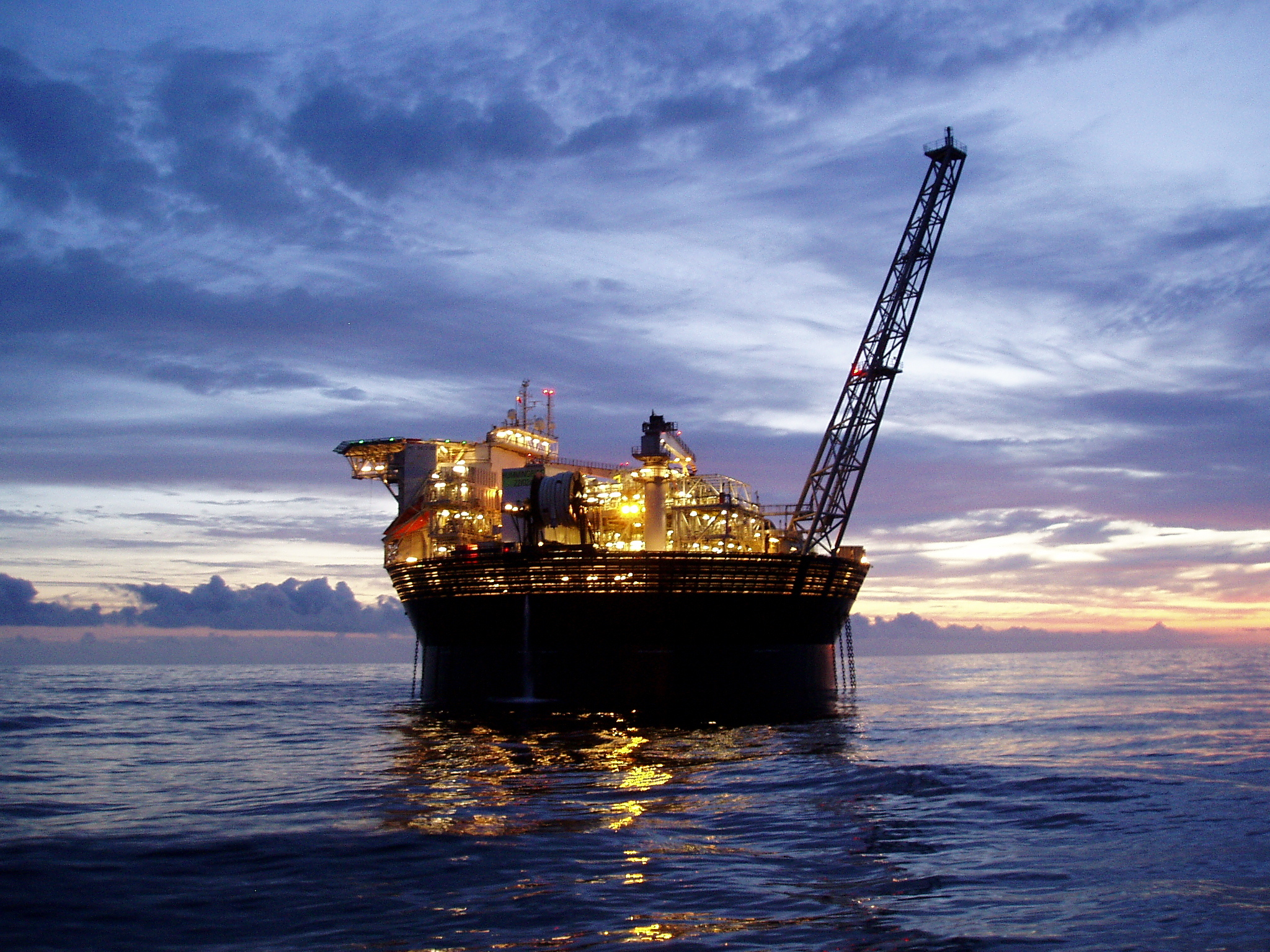 Centrica plans to sell its stake of Spirit Energy in 2020. The Hummingbird FPSO at Spirit Energy's Chestnut field.