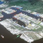 Penetrating America's offshore logistics with the Euro model