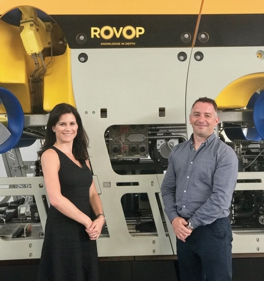 Euan Tait and Katarina Tehlirian appointed to new posts with ROVOP in the US.