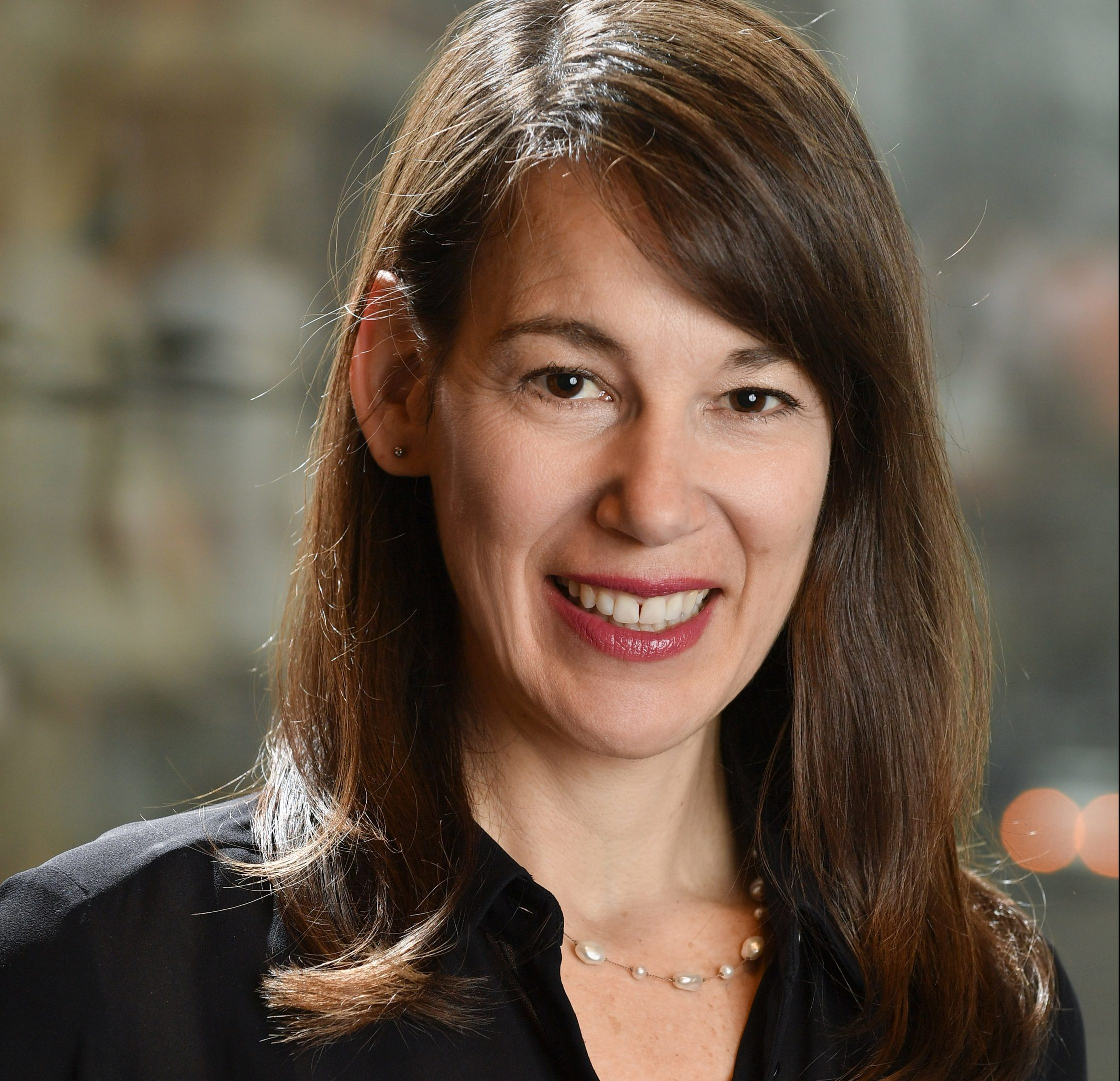 Jessica Uhl, Shell's chief financial officer