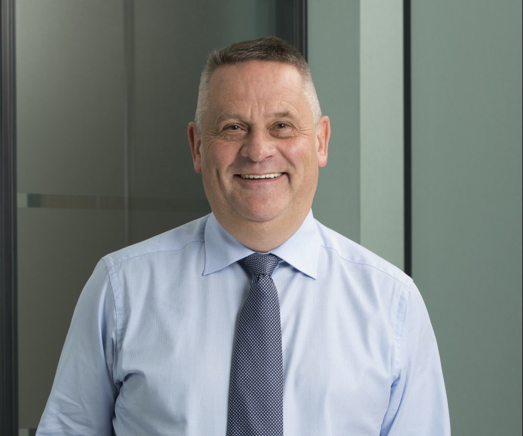 Brian Winton, manager of the Montrose Area Redevelopment at Repsol Sinopec Resources UK.