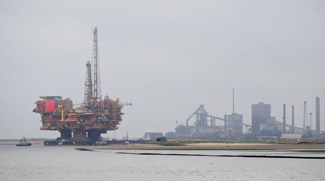 About 100 platforms and 4,600 miles of pipeline are expected to be removed from the North Sea over the next 10 years