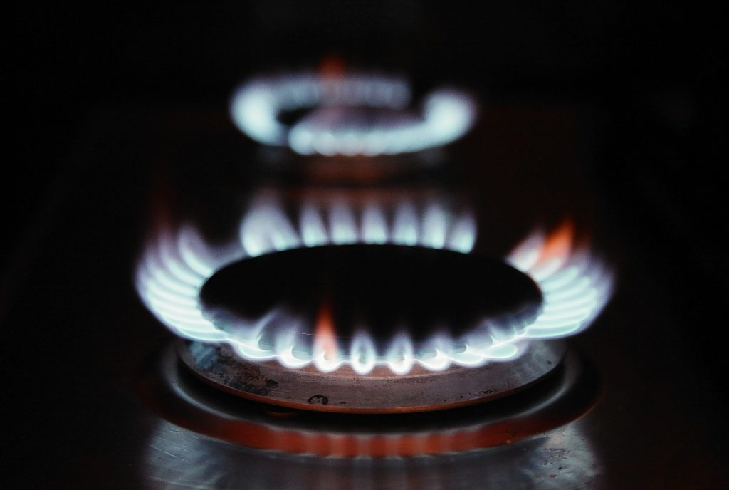 Some homes could be without gas for five days.