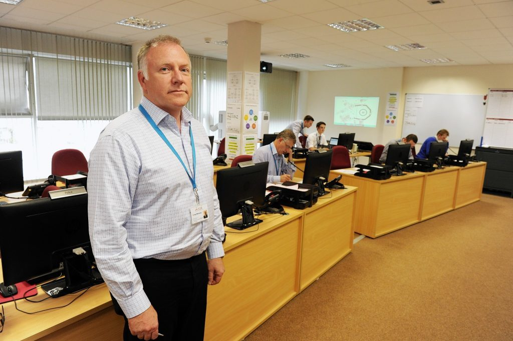 Craig Menzies, head of Restrata's UK emergency response and crisis management business