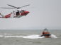 A file photo of a search and rescue team at work.