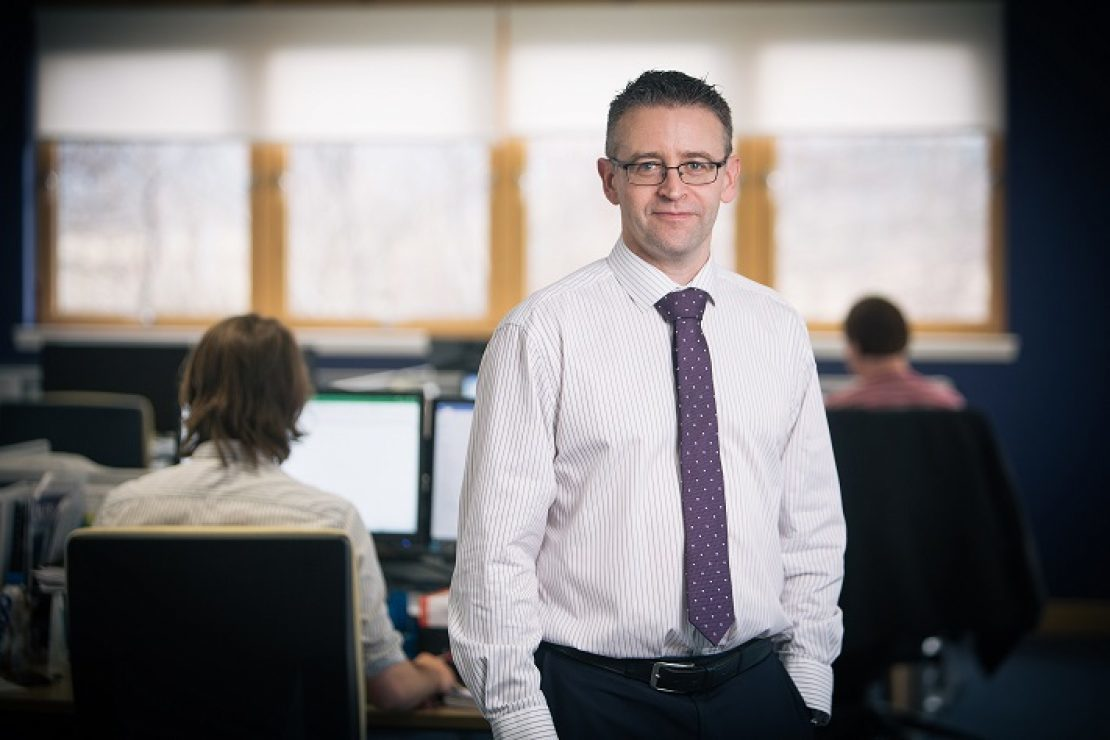 Steven Plant, managing director of Plant Integrity Management