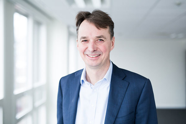 Pandion's CEO Jan Christian Ellefsen