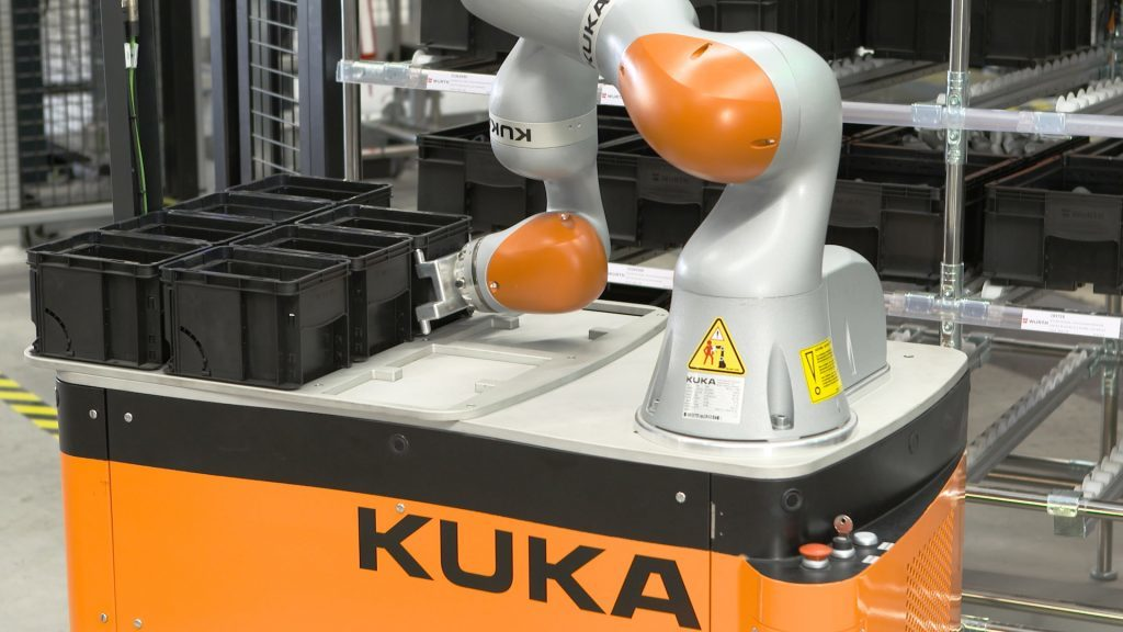 Robotics may help unlock new oil in the North Sea